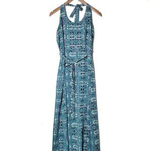 5/$25 F21 || Batik Maxi Dress E124